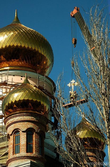 Свято-Михайловский храм