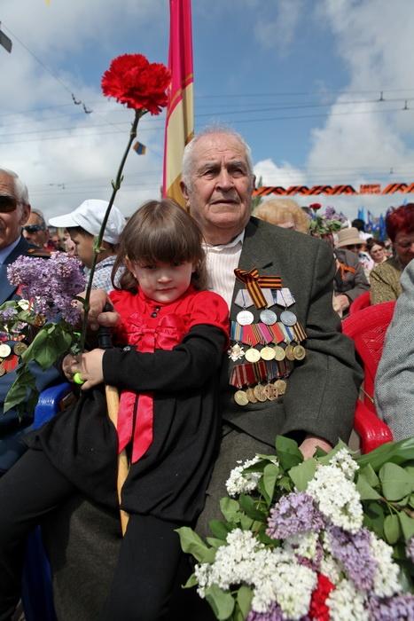 День победы Мариуполь