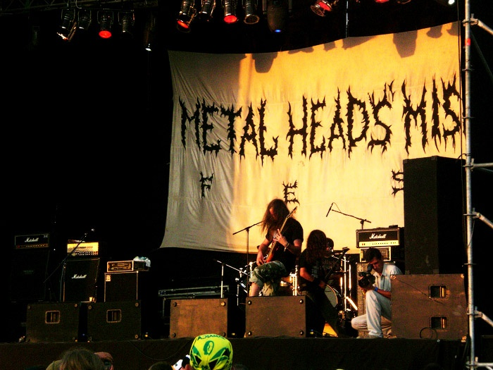 Metal Heads' Mission