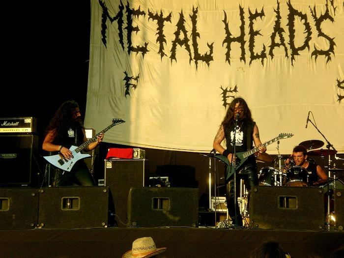 Metal Heads' Mission