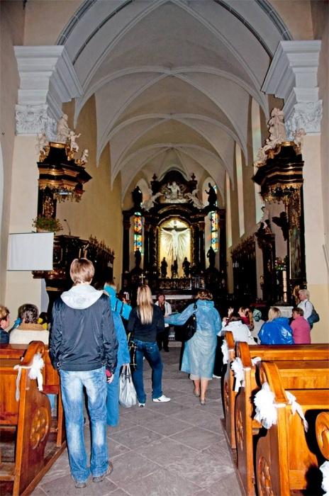Кафедральный костел Св. Петра и Павла