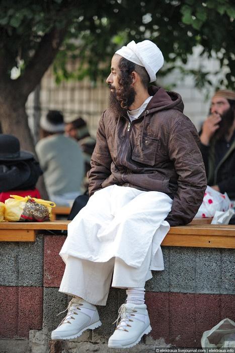 Рош Ха-Шана в Умани (еврейский Новый Год)