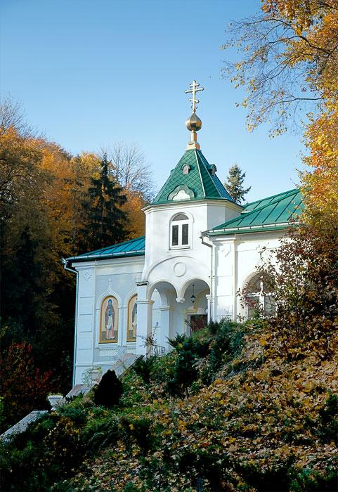 Рождества Пресвятой Богородицы мужской монастырь в урочище «Церковщина»