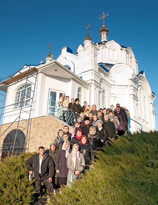 Скит Спасо-Преображенского Мгарского монастыря