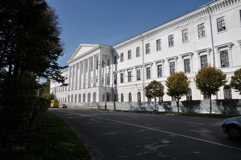 Петровский Полтавский кадетский корпус
