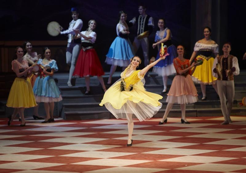 """Звезды мирового балета, """"Ромео и Джульета"""""""