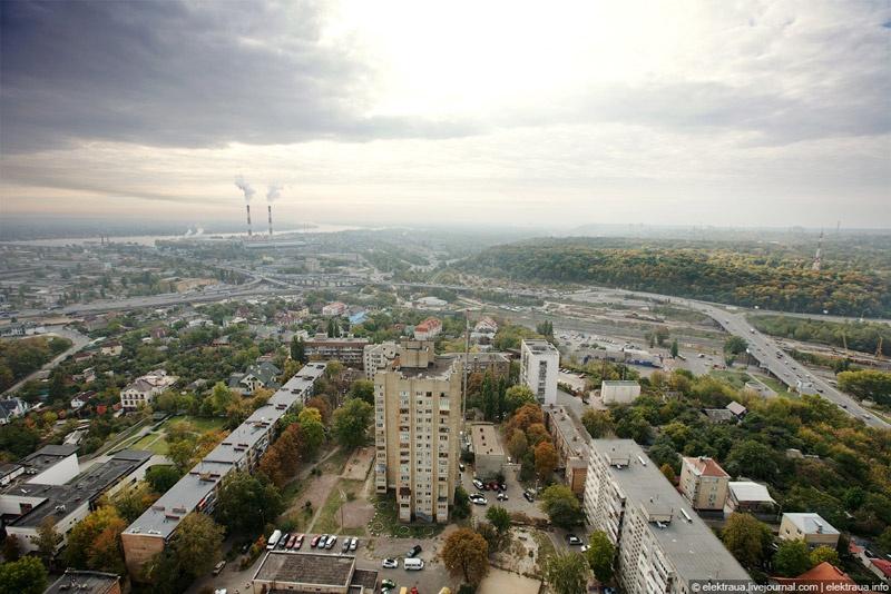 Про крышу, ботсад и холода. Фото: Олег Стельмах.