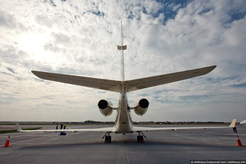 Про самолеты и споттинг. Фото elektraua