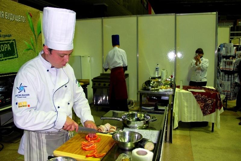 Специализированная выставка гостиничного и ресторанного бизнеса