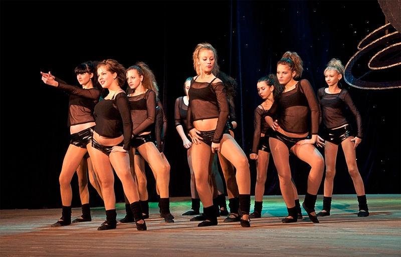 «Виа-дансинг» - эстрадно-танцевальный коллектив «Импульс» (г. Красноармейск)