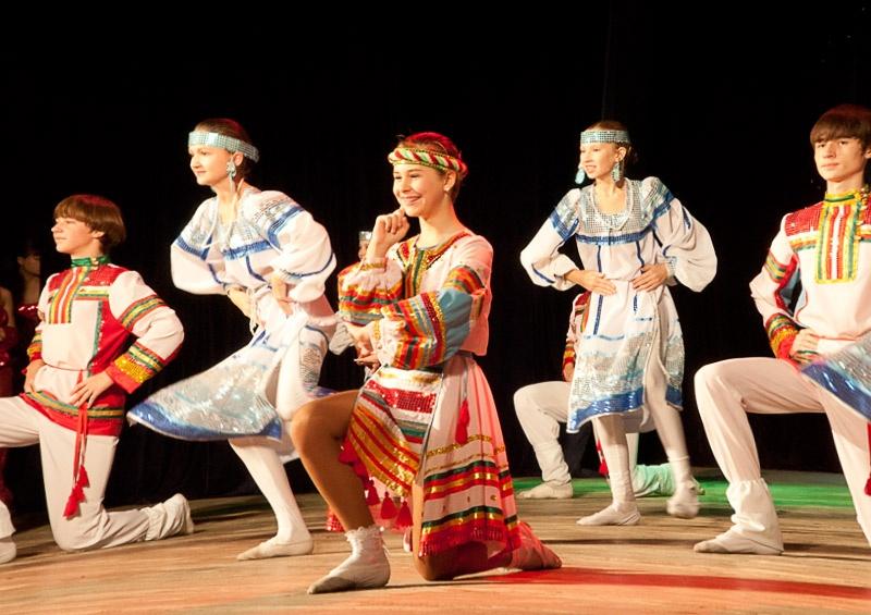 «Вера, Надежда, Любовь» - Образцовый хореографический ансамбль «Отрадушка» (г. Красноармейск)