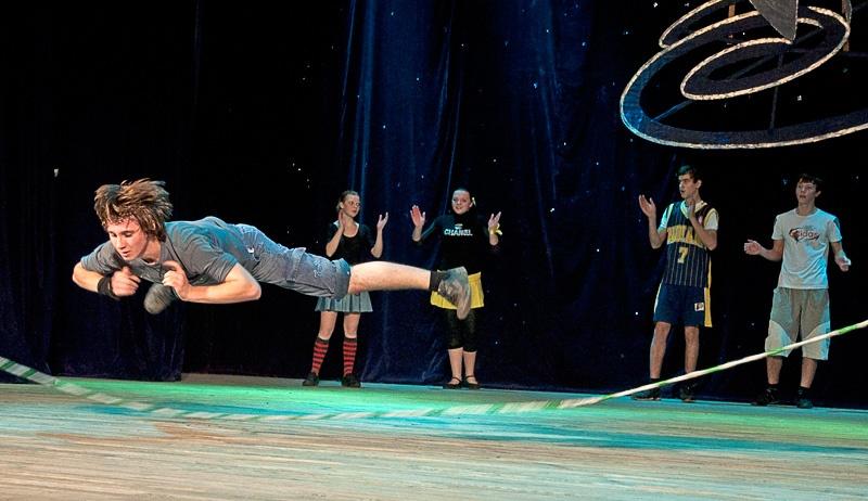«Танец со скакалкой» - Образцовый ансамбль народного танца «Калинка» (г. Дзержинск)