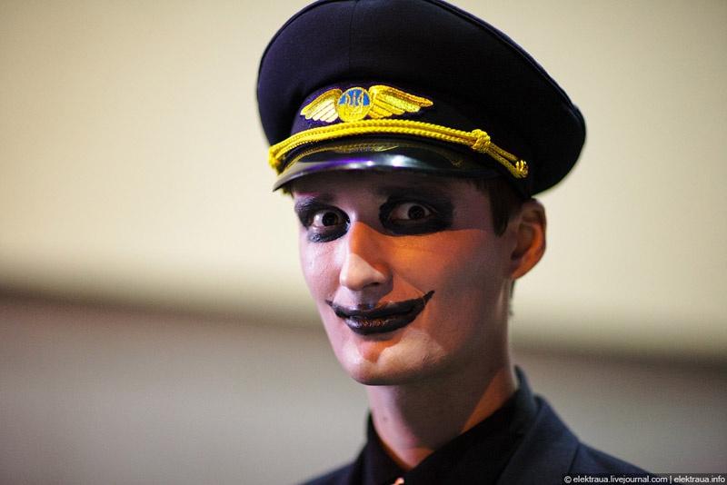 Хэллоуин в Киеве. Фото О. Стельмах