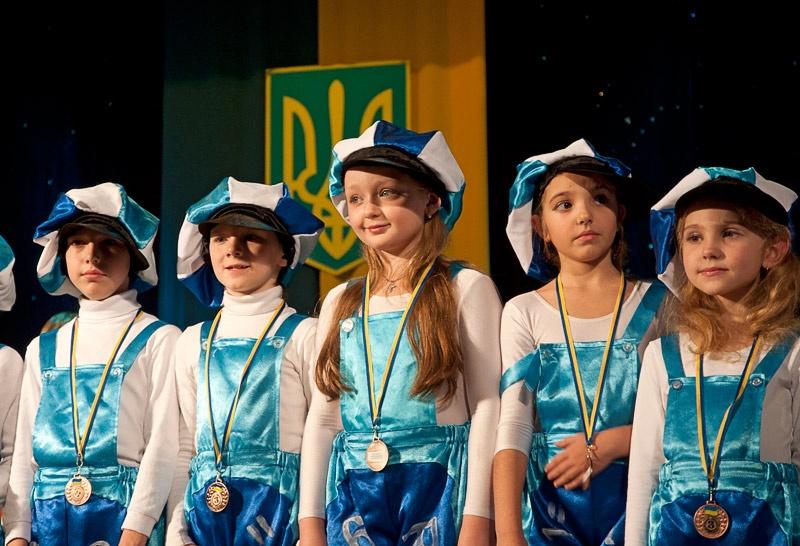Кубок Украины-2010 по спортивной аэробике и фитнесу в г. Красноармейске