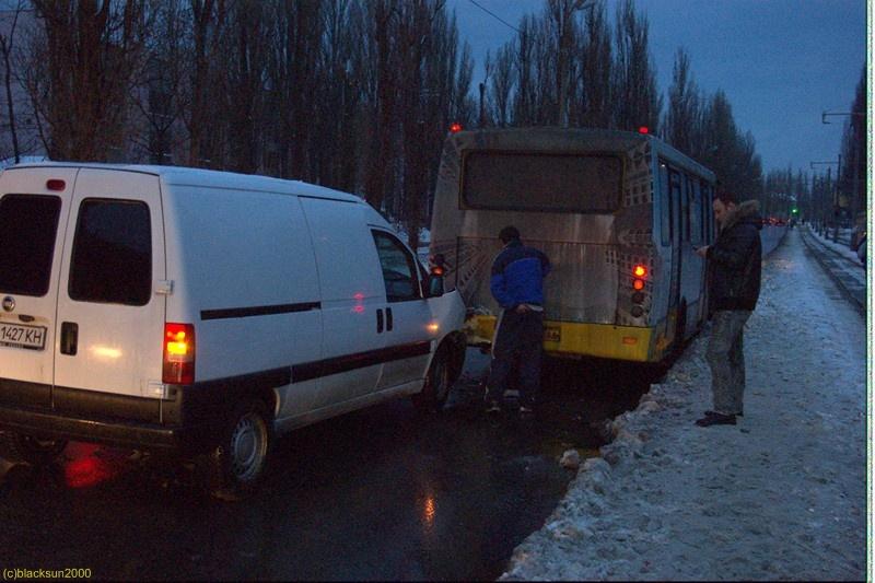 ДТП у Києві 22 грудня 2010 року