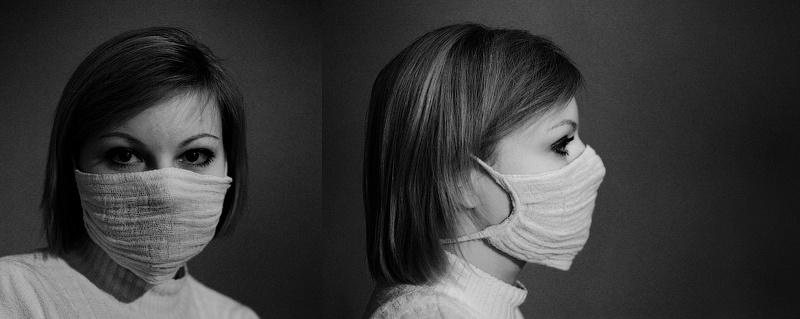 Люди в масках, Украина, 2009 год, фото Сергей Томас