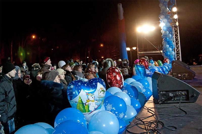 «Рождественское сияние» в г. Красноармейске
