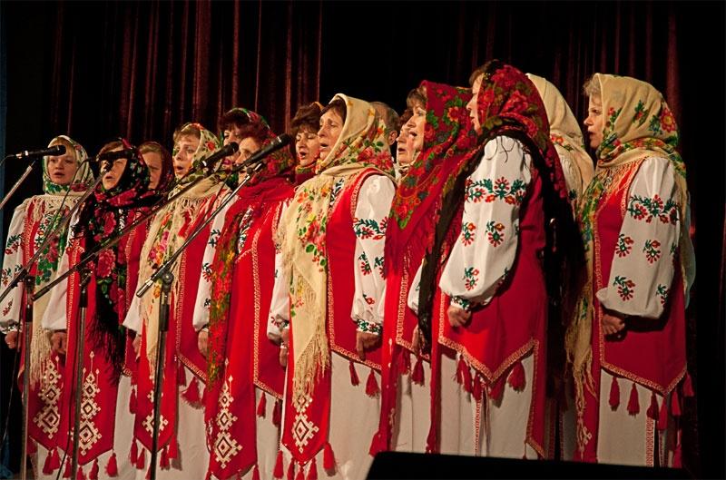 Гришинский народный хоровой коллектив