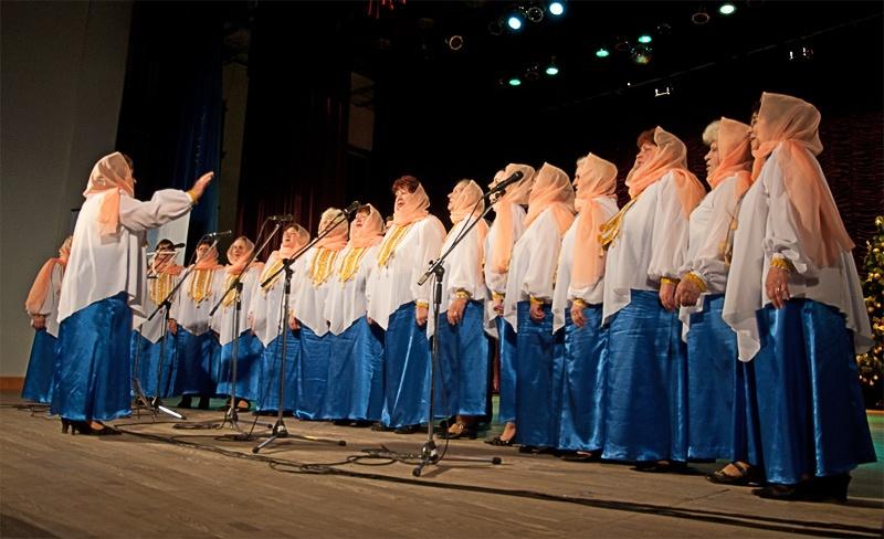 Вокальный ансамбль «Джерело» Дома культуры им. Шевченка
