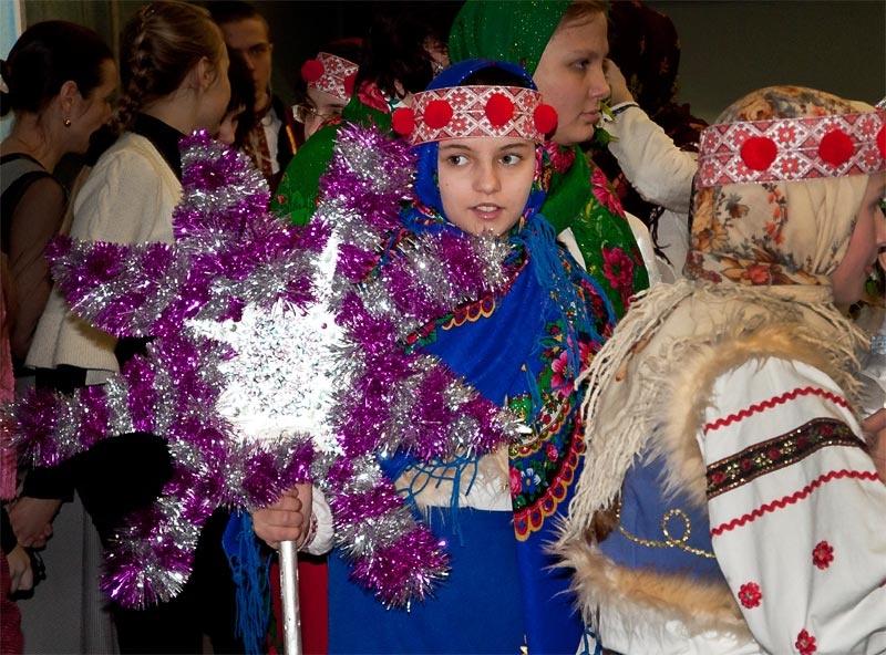 Фестиваль церковных хоровых коллективов в Красноармейске