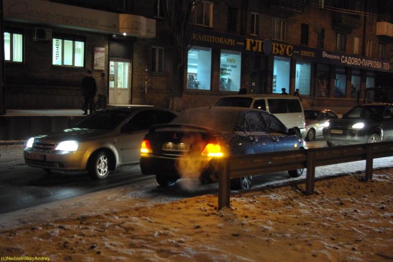 ДТП на проспекті Комарова