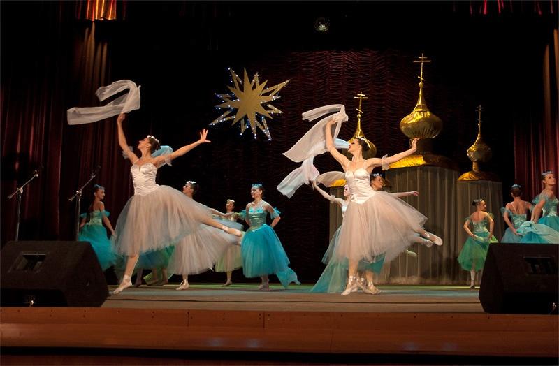 «Дыхание красоты» - детский образцовый хореографический ансамбль «Отрадушка»