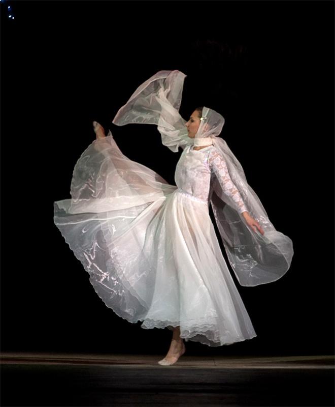 «Сокровище духовное» - ансамбль современного танца «Максимум»