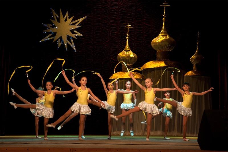 «Лучи солнца» - танцевальный коллектив «Престиж»