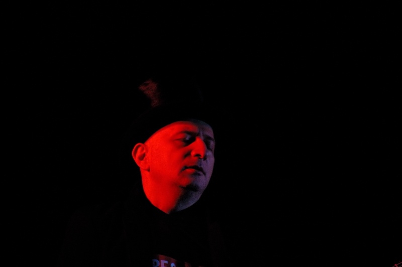 Нино Катамадзе и группа Insight в Донецке. 17 февраля 2011 год. Фото Сергей Томас