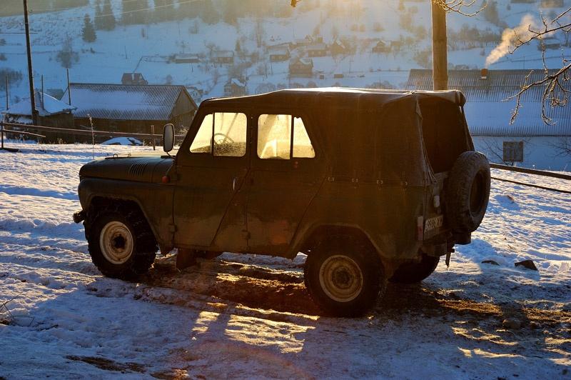 Славское. Фото Сергей Томас.