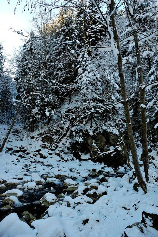 Водопад Кам'янка. Фото Сергей Томас.