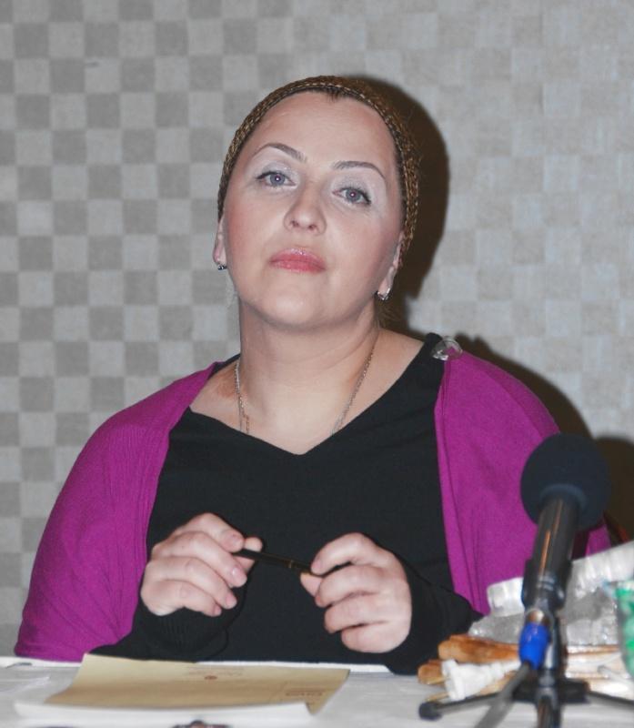 Нино Катамадзе в Донецке