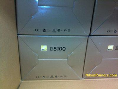 Nikon D5100 уже на складах производителя?