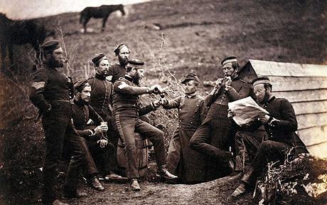 Крымская война. Р. Фентон