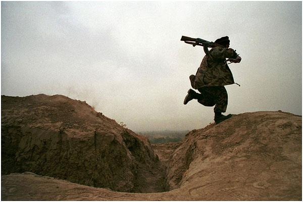 Сергей Максимишин. Афганистан. 2001 год