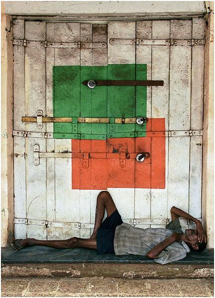 Сергей Максимишин. Штат Гоа. Индия. 2002 год