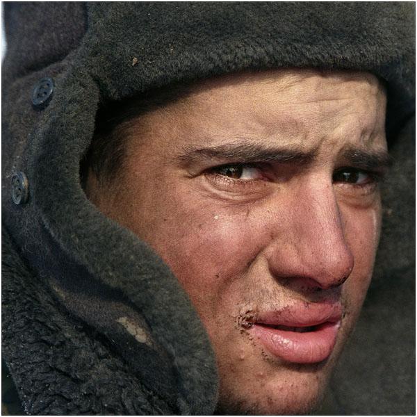 Сергей Максимишин. Солдатик. Дубай-Юрт. Чечня. 2000 год