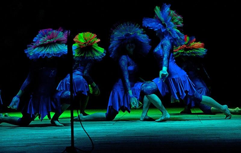 «Весны цветение» - ансамбль современного танца «Максимум»