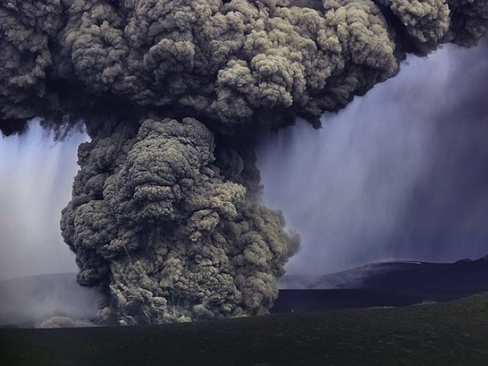 Ханс Странд. Фотоисследователь исландского вулкана