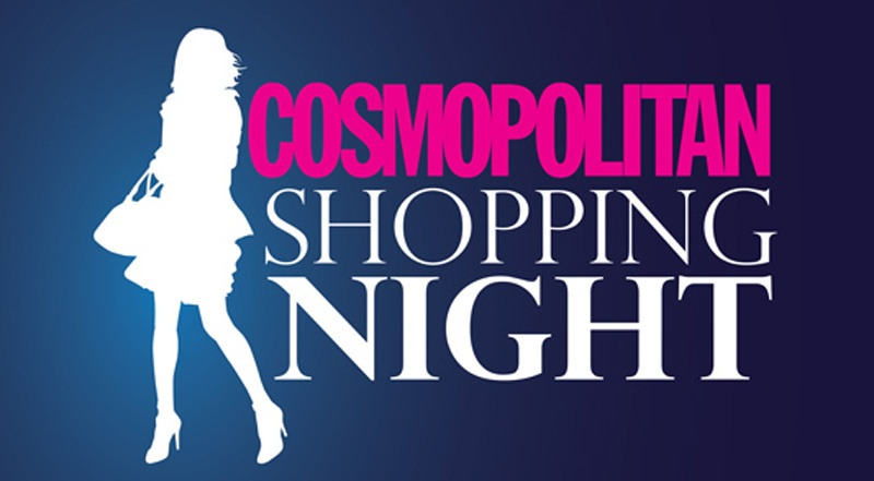 Cosmopolitan Shopping Night в Донецке
