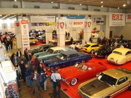 Retro & Exotica Motor Show
