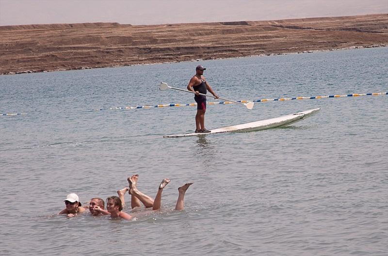 Мертвое море. Израиль.