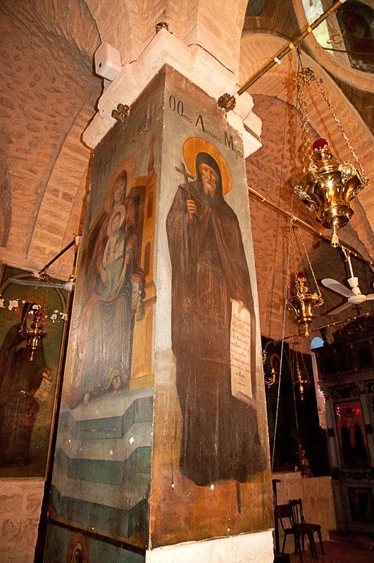 Монастырь Святого Герасима Иорданского