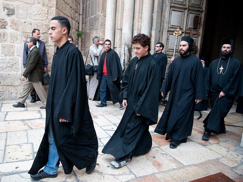 Сирийский Патриарх