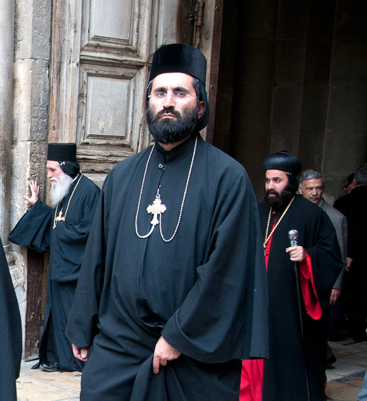 Сирийский Патриарх.