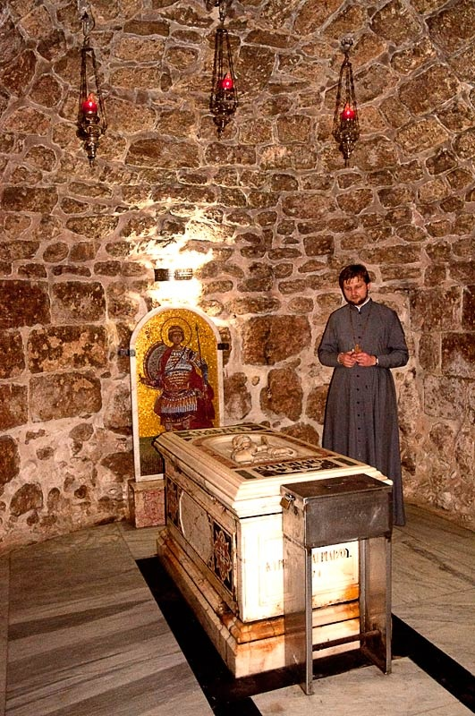 Храм Святого Великомученика Георгия Победоносца