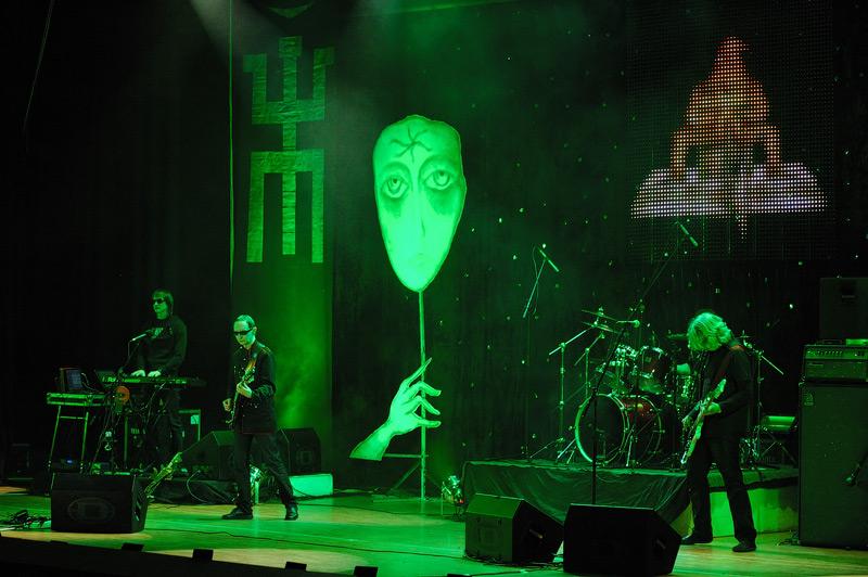 """""""Пикник"""" в Донецке. """"Театр абсурда"""", 2011 год. Фото С. Томас"""