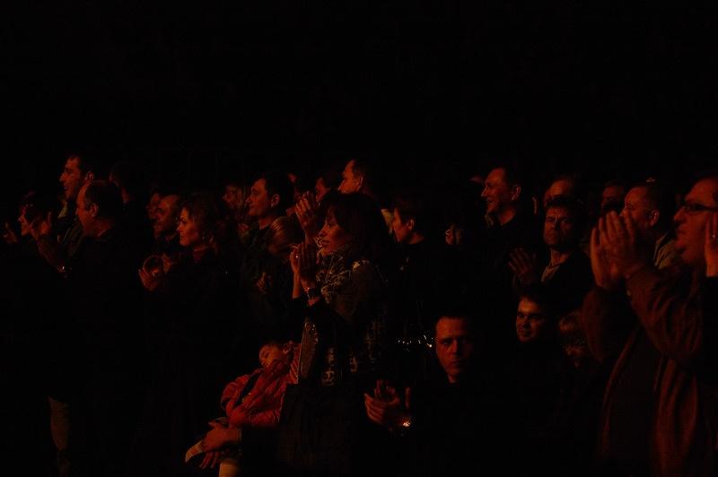 """Машина времени"" в Донецке. 13 апреля, ДС ""Дружба"". Фото Сергей Томас"