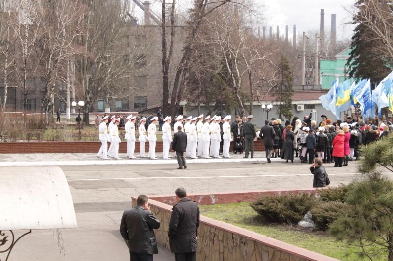 Празднование 90-летия со дня рождения дважды Героя Советского Союза, летчика-космонавта Г.Т.Берегового.