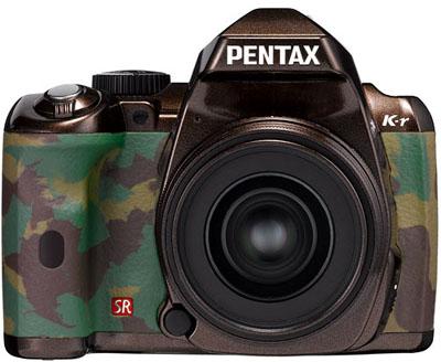 Pentax борется с серостью, раскрашивая свои камеры во все цвета радуги